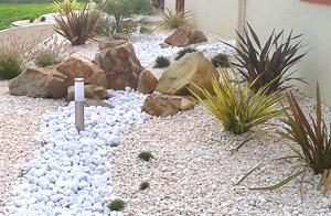 Jardin et décor minéral - Stéphane Leroy Paysage